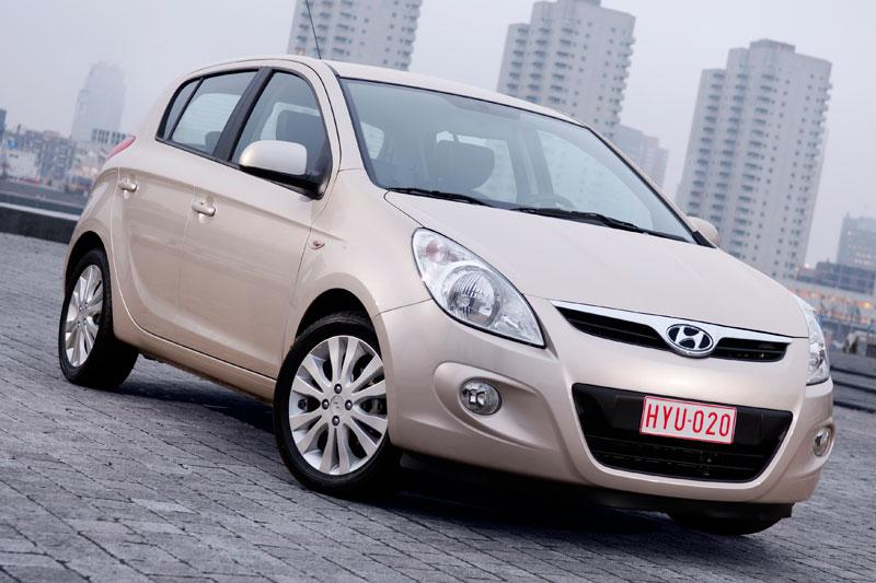 Hyundai i20 1.6 i-Catcher (2009)