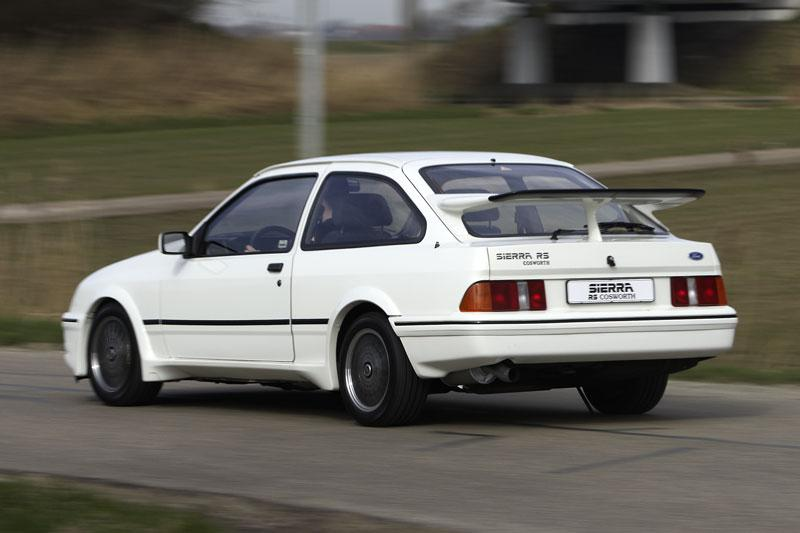 Blits bezit - Ford Sierra RS Cosworth
