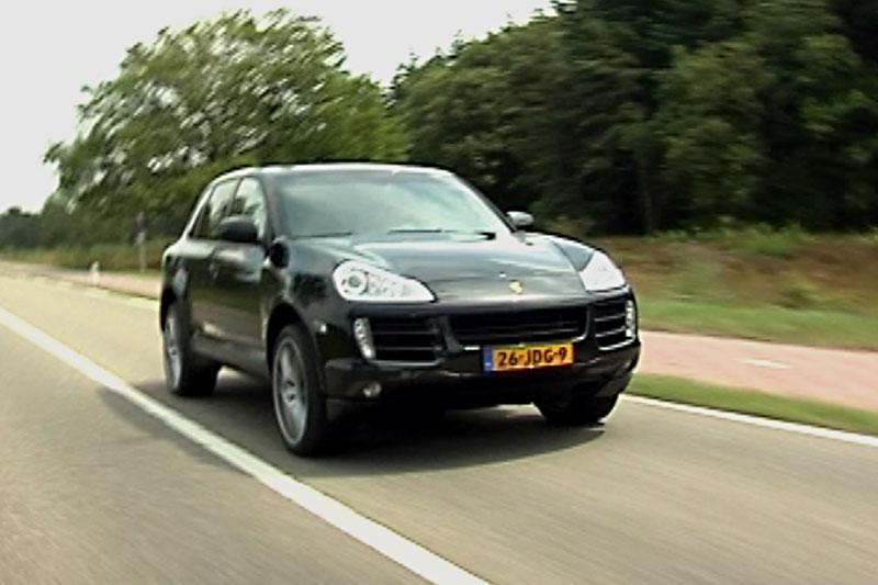 Rij-impressie Porsche Cayenne Diesel