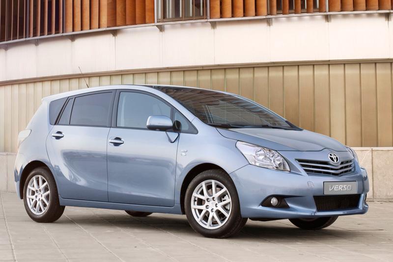 Toyota Verso 1.6 16v VVT-i Aspiration (2012)
