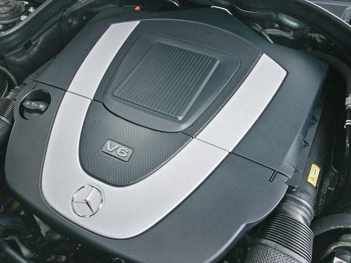 Een V6, geniet er van zo lang het kan!