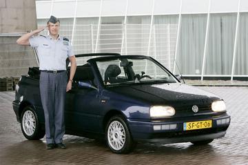 Volkswagen Golf Cabriolet TDI - 1997