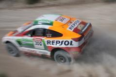 Dakar 3 januari