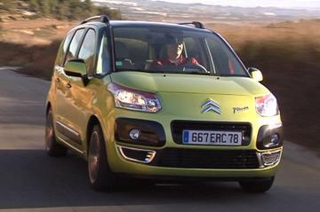 Rij-impressie Citroën C3 Picasso