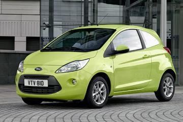 Ford Ka 1.2 Cool  Sound (2010)