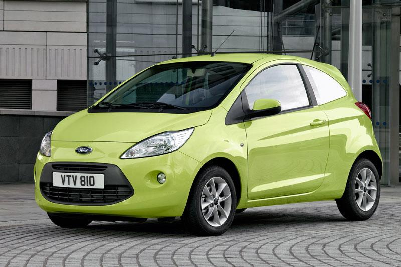 Ford Ka 1.2 Cool  Sound (2010)