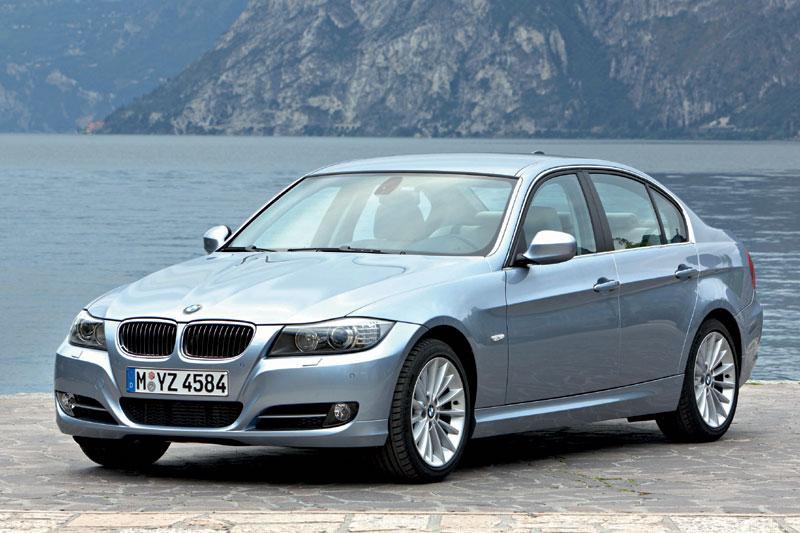 BMW 320d EfficientDynamics Edition Business Line (2011) #4