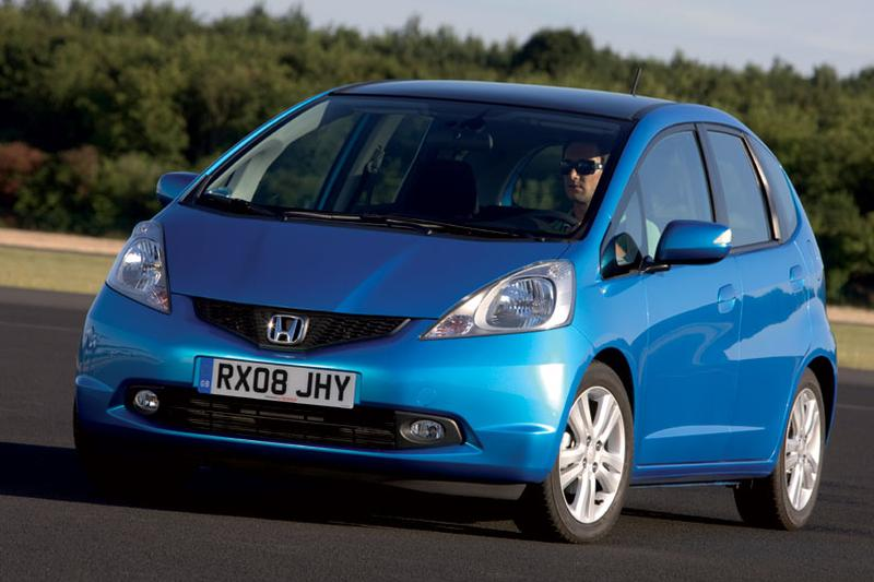 Honda Jazz 1.2 Trend (2009)