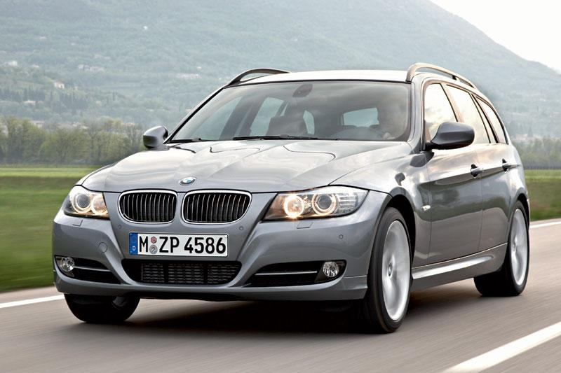BMW 316i Touring Business Line (2010)