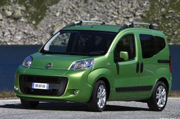 Fiat Qubo 1.3 Multijet 16v Dynamic (2010)