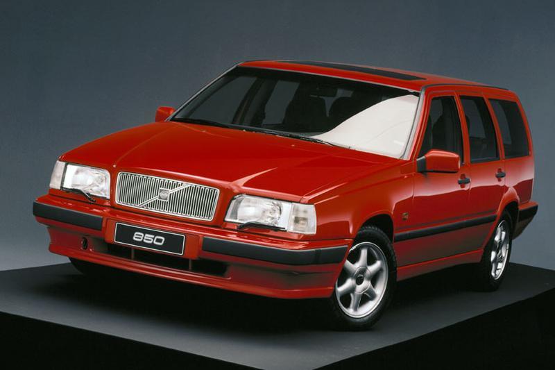 Volvo 850 GLT 2.5i 20V Estate (1994)