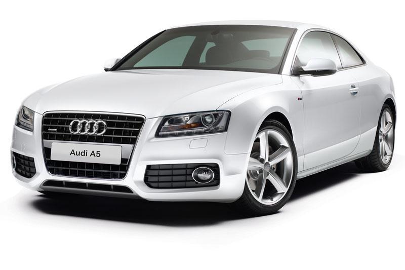 Afgeladen: Pro Line S van Audi
