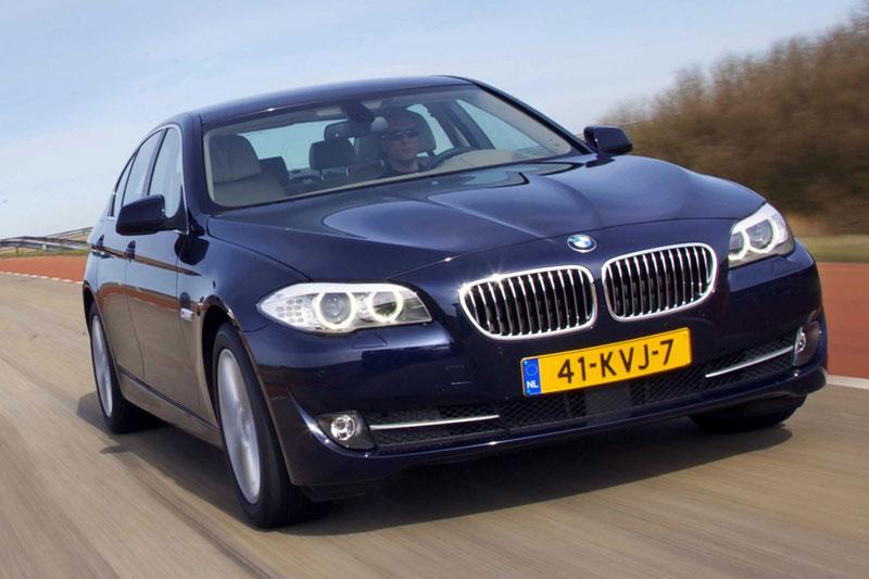 Nieuwe BMW 5-serie wint AutoWeek Innovatieprijs