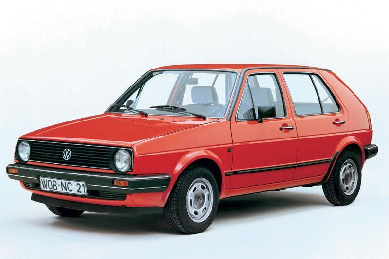 Volkswagen Golf CL Diesel (1985)