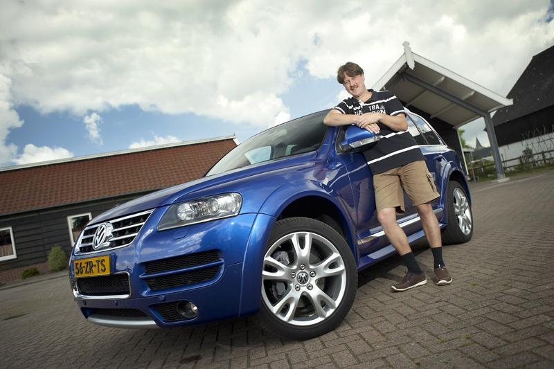 Blits Bezit: Volkswagen Touareg W12
