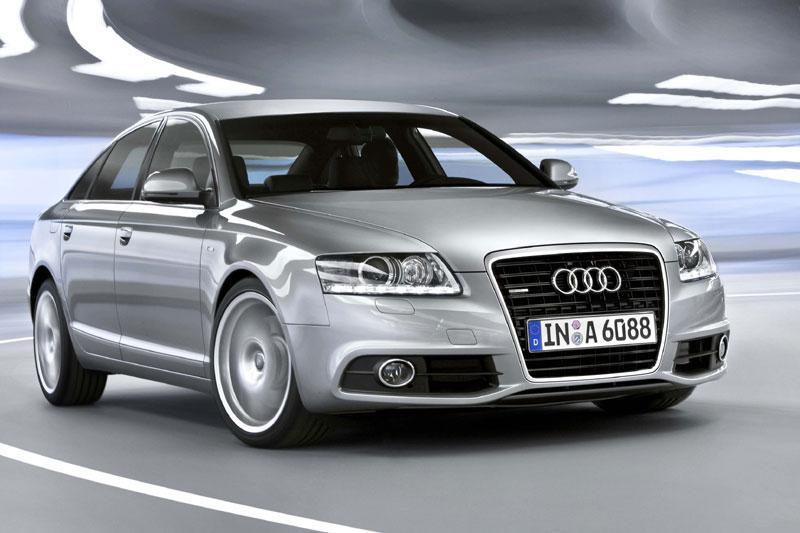 Vernieuwde Audi A6 extra zuinig
