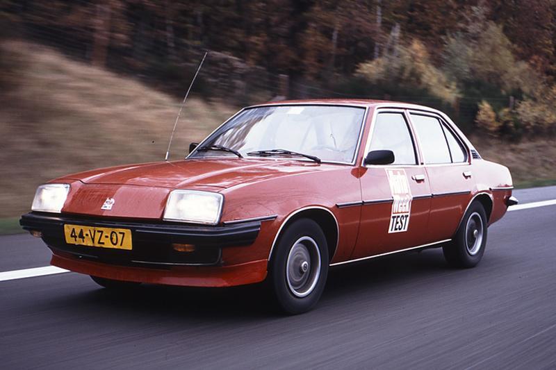 De Vauxhall Cavalier 1600 GL