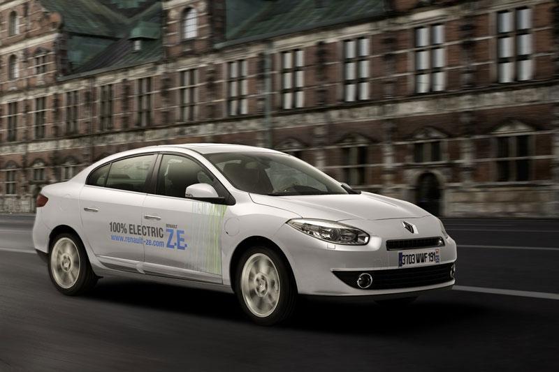 Gereden: Renault Fluence Z.E.