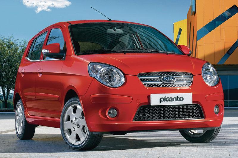 Kia Picanto 1.0 X-tra (2008)