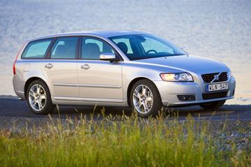 Volvo V50 2.0D Edition II (2008)