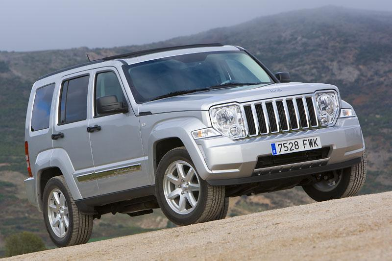 Jeep Cherokee 2.8 CRD Limited (2009)
