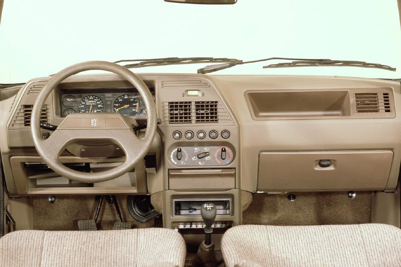 Peugeot 309 XRD (1988)