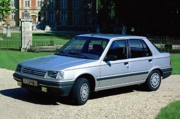 Peugeot 309 GRD (1986)