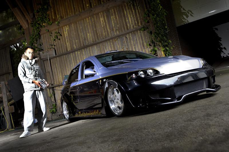 Tuning: Opel Astra