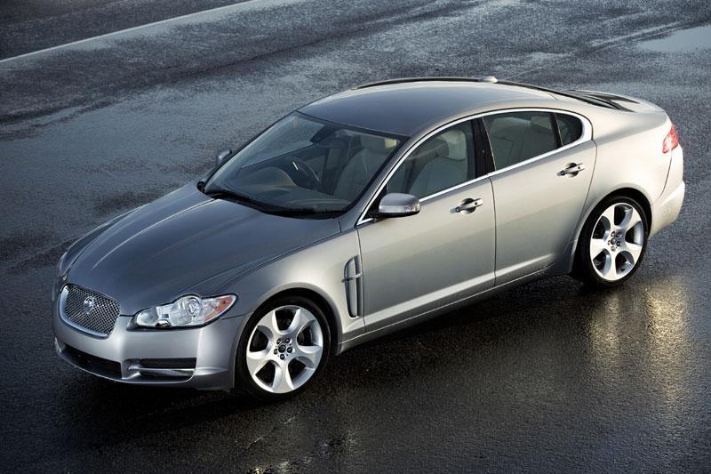 Jaguar XF 2.7D V6 Luxury (2008)