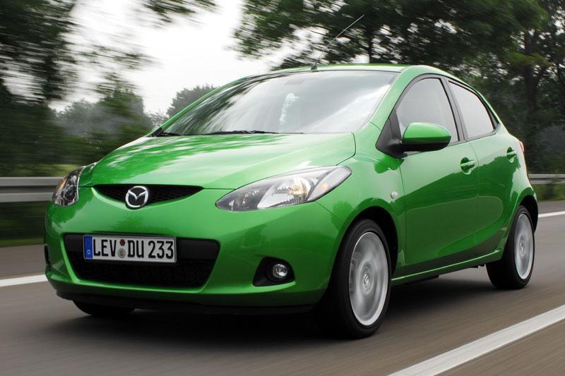 Mazda 2 1.5 GT-M (2008)