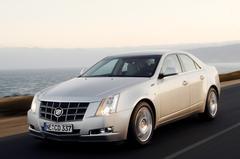 Cadillac CTS en BLS Wagon