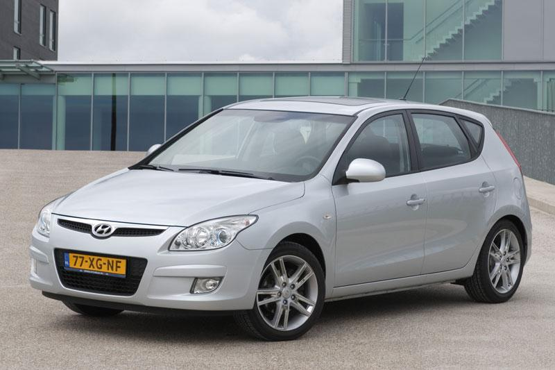 Hyundai i30 1.6 CRDi VGT HP StyleVersion (2010)