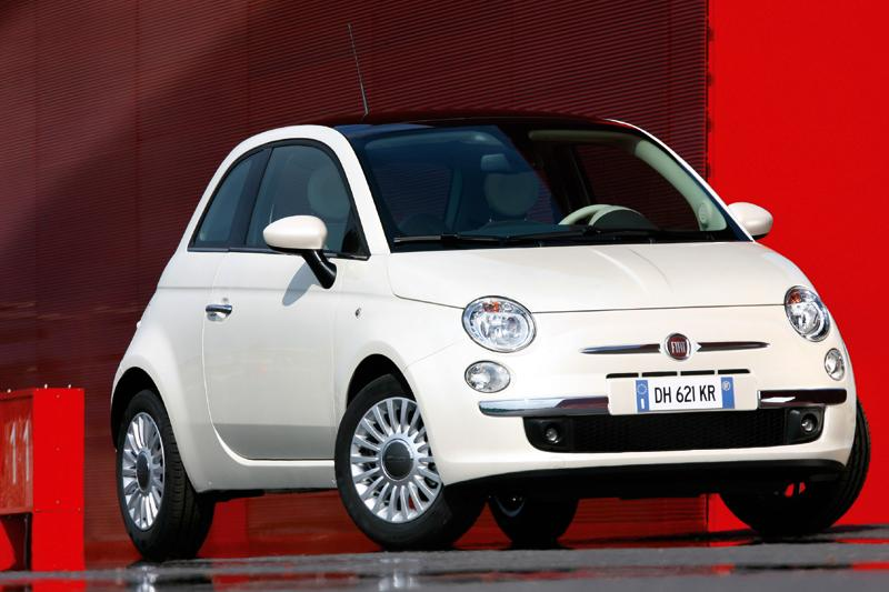 Fiat 500 1.2 Lounge (2009)