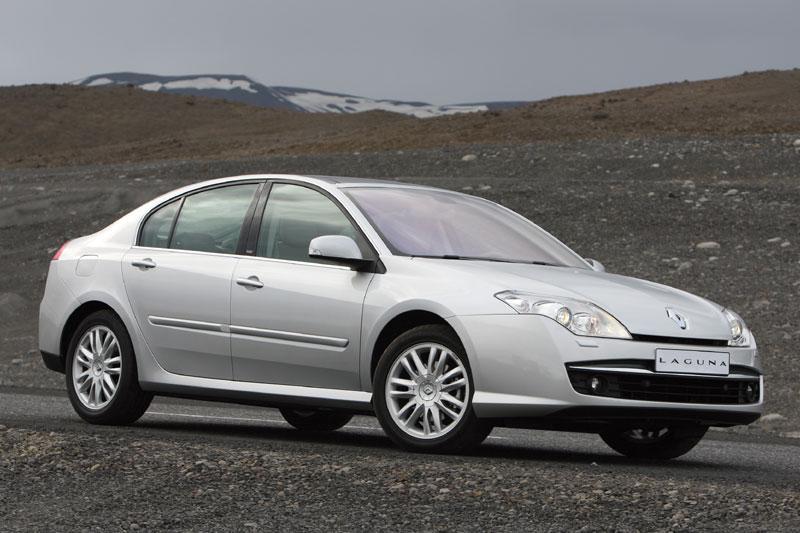Renault Laguna 2.0 16V T 170 Dynamique (2007)