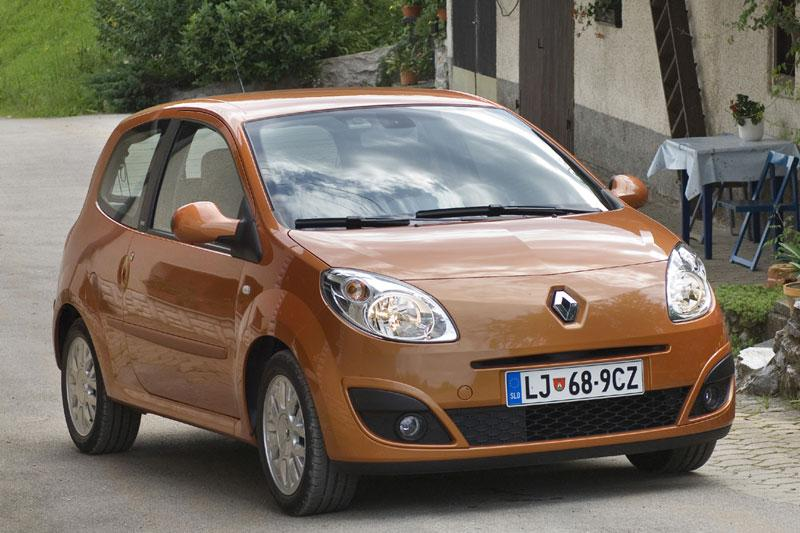 Renault Twingo 1.5 dCi ECO2 Night & Day (2012)