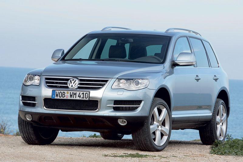 Volkswagen Touareg 3.0 V6 TDI Highline (2007)