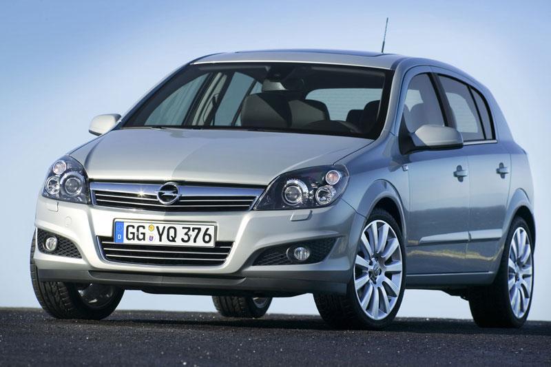 Opel Astra 1.3 CDTi 90pk Cosmo (2008)