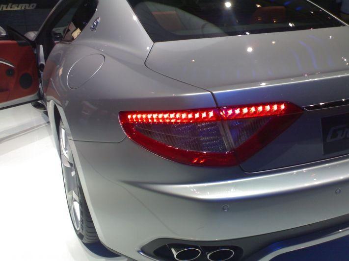 Maserati Mondeo?