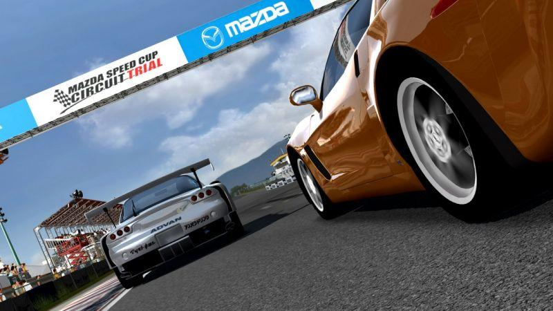 Forza 2 is de beste racegame