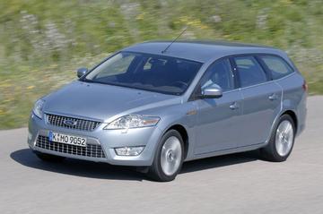 Ford Mondeo Wagon 2.0 16V Titanium (2009)