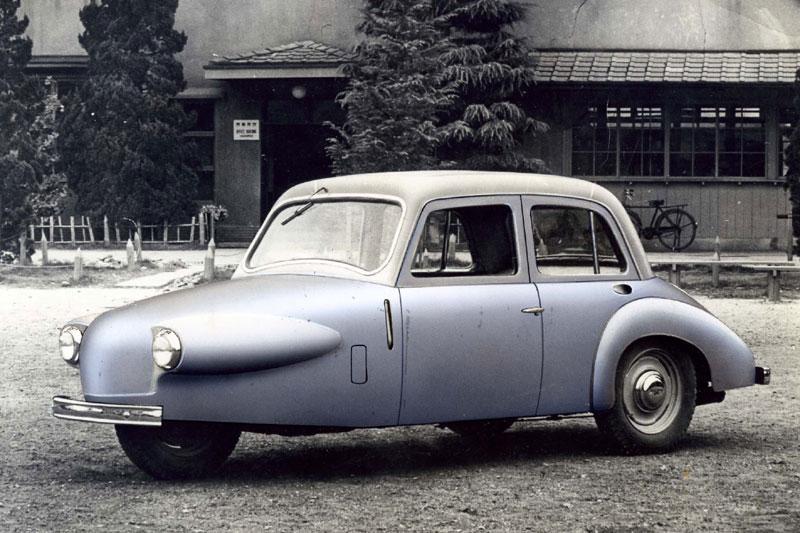 Daihatsu Bee (1951)