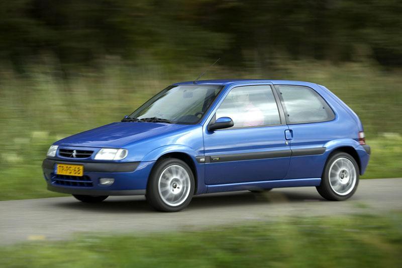 Blits bezit: Citroën Saxo VTS