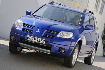Mitsubishi Outlander Sport 2.0 2WD Travel (2008)
