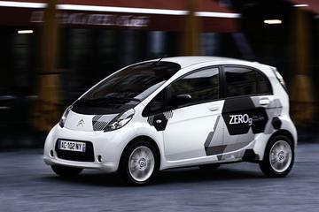 Gereden: Citroën C-Zero