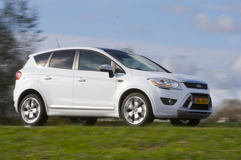 Ford Kuga 2.0 TDCi FWD Trend (2010)