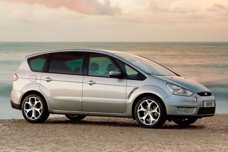 Ford S-MAX 2.5 20v Turbo Titanium (2006)