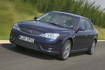 Ford Mondeo 1.8 16V 110pk Ambiente (2006)