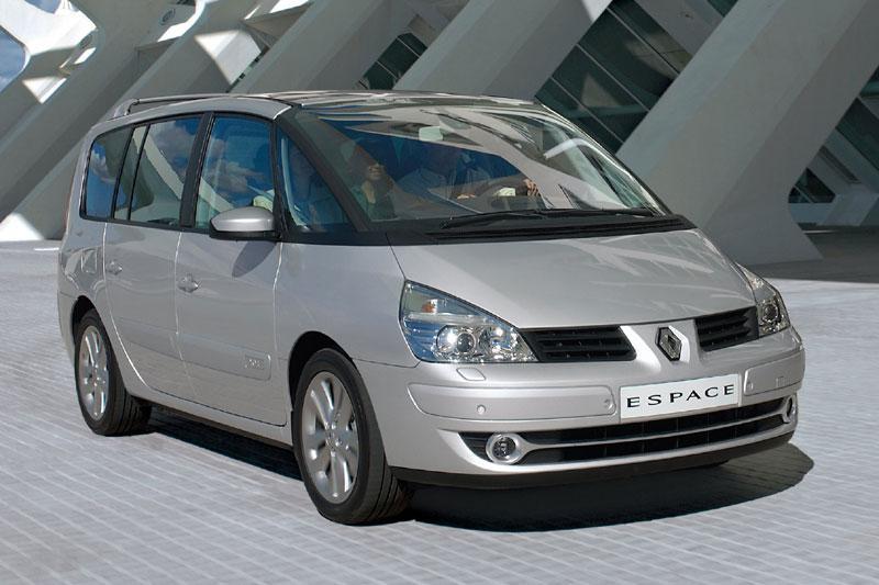 Renault Espace 2.0 Turbo 16V Dynamique (2007)