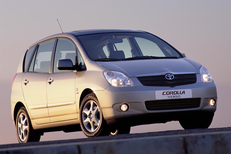 Toyota Corolla Verso 1.6 16v VVT-i Linea Sol (2002)