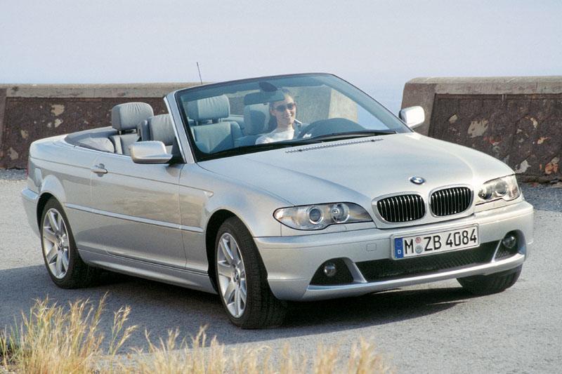 BMW 330Ci Cabrio Executive (2005)